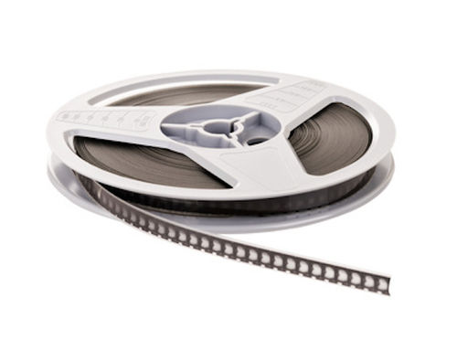 17,5cm Normal/Super8 Rolle auf DVD